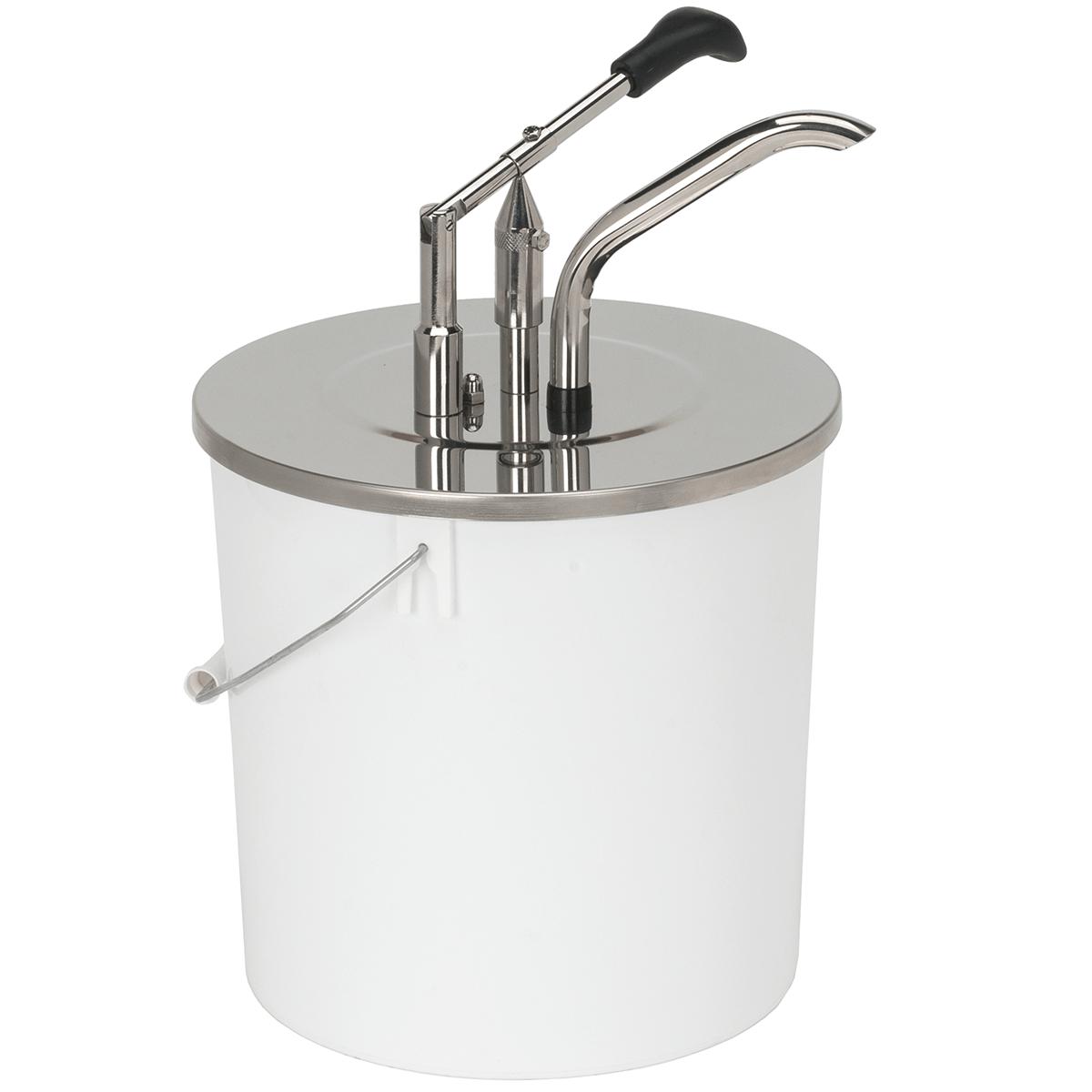 Bucket Lever-action Dispenser