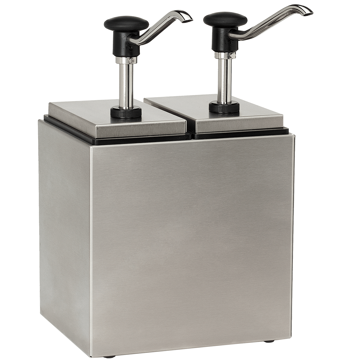 Sauce Bar Push Button Dispensers (2,5 L / 1-6 Piece Design)
