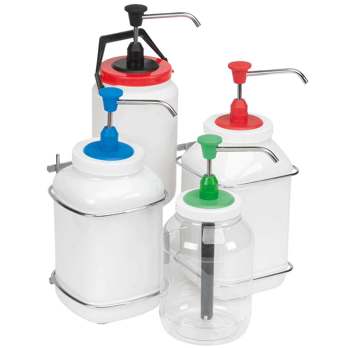 Soap Dispenser For Containers