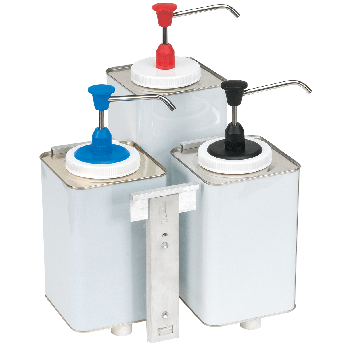 Soapdispenser For Tins
